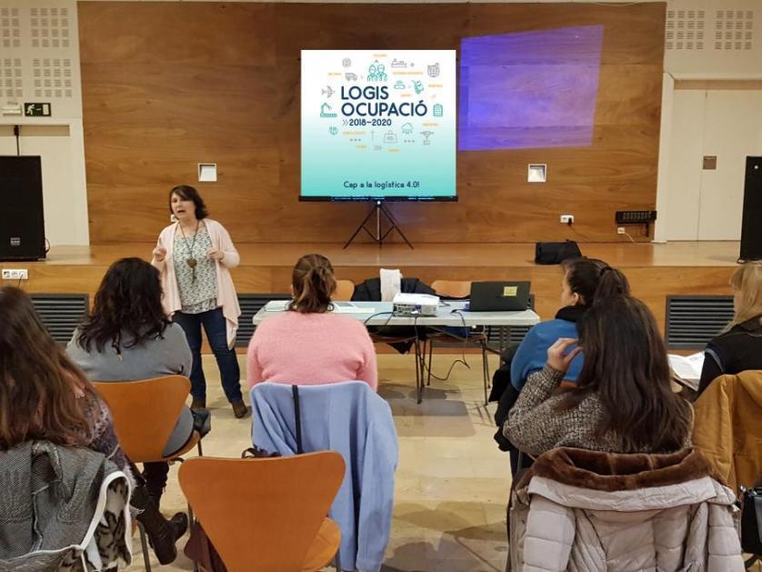 Sessió informativa del curs. Dia 18/01/2019, Barberà Promoció